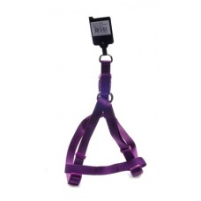 Papillon Нейлоновая шлейка  (Nylon harness) фиолетовый