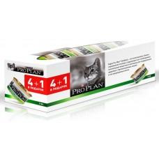 Pro Plan STERILIZED консервы для стерилизованных кошек, паштет лосось/тунец, 425гр. (213270)