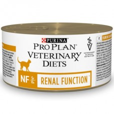Purina Pro Plan Veterinary Diets  NF St/Ox RENAL FUNCTION консервы для кошек при патологии почек, 195г