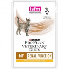 Purina Pro Plan Veterinary Diets  NF RENAL FUNCTION консервы для кошек при патологии почек, курица 85г