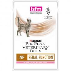 Purina Pro Plan Veterinary Diets  NF RENAL FUNCTION консервы для кошек при патологии почек, лосось 85г