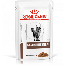 Royal Canin GASTROINTESTINAL Влажный корм для кошек при нарушении пищеварения (в соусе), 85г (P42876)