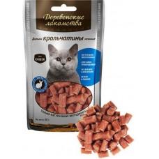Деревенские лакомства для кошек Нарезка из говядины нежная 50 гр (P22376)