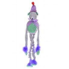 """Papillon Игрушка для кошек """"Плюшевая мышка с колокольчиками"""" 45 см (Plush mouse 45 cm with bells and crackle) (P24279)"""