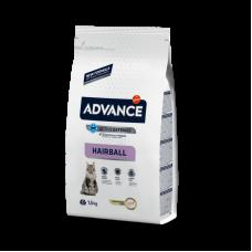 Advance Cat Hairball Для вывода шерсти у кошек с индейкой