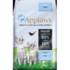 Applaws Kitten Chicken Grain Free Беззерновой для Котят Курица/Овощи 80/20