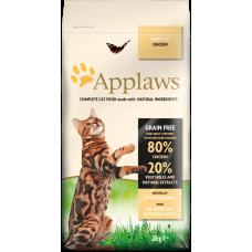 Applaws Grain Free Беззерновой для Кошек с курицей  овощами