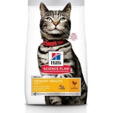 Hill's Science Plan URINARY HEALTH ADULT CAT корм для кошек, склонных к мочекаменной болезни, с курицей