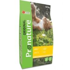 Pronature Original Cat Adult сухой корм для кошек формула с курицей 28/18