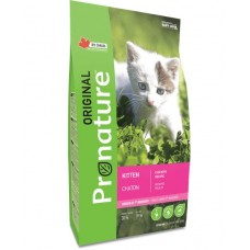 Pronature Original Kitten сухой корм для котят с курицей 30/18 2.27кг (P33657)