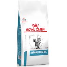 Royal Canin HYPOALLERGENIC DR25 диета для кошек при пищевой аллергии / непереносимости