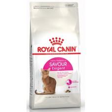 Royal Canin  SAVOUR EXIGENT корм для кошек, привередливых к вкусу продукта