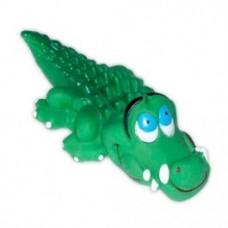Зверолаш Игрушка для собак Крокодил винил, 34см (ISR2048)