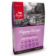 ORIJEN Puppy Large 85/15 корм беззерновой для щенков крупных пород Цыпленок 11,4кг (C62514)