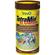 Тетра 189638 TetraMin XL Granules Корм для крупных декоративных рыб, крупные гранулы 250мл (18469)