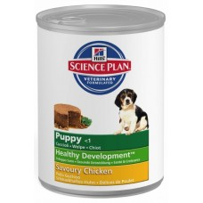 Hill's Science Plan Консервы для щенков, 370гр. (C11046)
