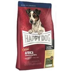 Happy Dog Африка корм для собак мелких пород страус картофель (My little Supreme Africa)