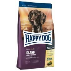 Happy Dog Ирландия корм для собак с лососем и кроликом (Supreme Irland)