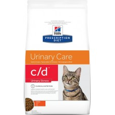 Hill's Prescription Diet URINARY CARE C/D URINARY STRESS c Курицей