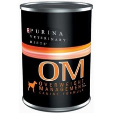 Пурина диета консервы для собак при ожирении (DIETS OM), 400гр. (12190)