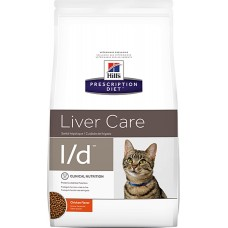 Hill's Prescription Diet LIVER CARE L/D при заболеваниях печени 1.5кг (C25092)