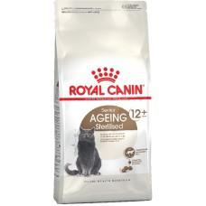 Royal Canin AGEING STERILISED 12+ корм для стерилизованных кошек старше 12 лет