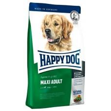 Happy Dog корм для собак крупных пород от 26кг (Supreme Adult Maxi) 15кг (08092)
