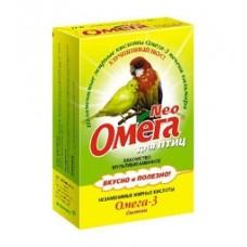 «Омега Neo» лакомство для птиц с биотином, 50 гр. (13020)