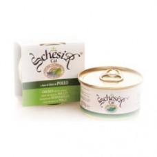 Schesir консервы для собак цыплёнок (10026)