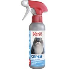"Ms Kiss Спрей No problems ""Нейтрализатор запаха"" для кошек"