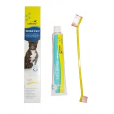 Gimdog зубная паста + зубная щетка для собак 50гр. (26228)