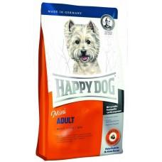 Happy Dog корм для собак малых пород до 10кг (Supreme Adult Mini)