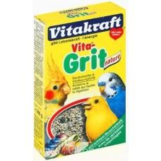Витакрафт Vita Grit nature Песок для всех видов птиц 300г (11005)