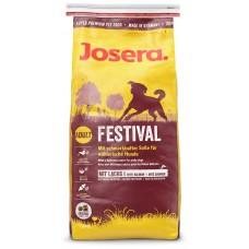 Josera Festival 15 кг для беременных и кормящих сук и прикорма щенков