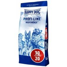 Happy Dog корм для собак очень высокой активности (Profi Line High Energy), 20кг (09951)
