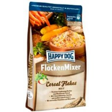 Happy Dog корм для собак Премиум хлопья Микс