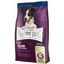 Happy Dog Supreme Mini Irland  для взрослых собак мелких пород весом до 10 кг