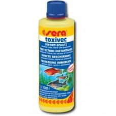 Сера Toxivec средство для нейтрализации ядов в аквариумной воде - хлора, аммония/аммиака, нитритов