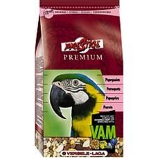Верселе-Лага Premium Parrots Корм для крупных попугаев 1кг. (19966)