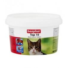 Beaphar TOP 10 витамины для кошек, 180 табл. (13213)
