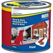 BOZITA Beef and Rice Консервы для собак с говядиной и рисом, 635 гр. (5129)