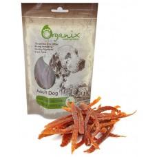 Organix Лакомство для собак «Нарезка утиного филе» (100% мясо) (Duck fillet/ shredding) 100 гр