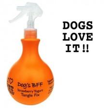 Pet Head Спрей-уход Клубнично-йогуртовый от колтунов и блеска шерсти собак, без сульфатов и парабенов (DOG'S BFF) (50441)