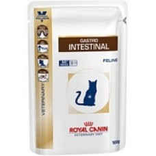Royal Canin GASTRO INTESTINAL FELINE Влажный корм для кошек при нарушении пищеварения, 100гр.