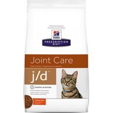 Hill's Prescription Diet JOINT CARE J/D для поддержания здоровья суставов, 2кг (C25091)