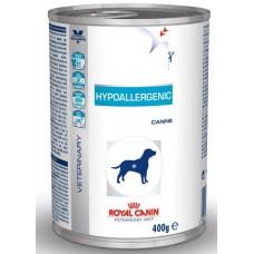 Royal Canin HYPOALLERGENIC для собак с пищевой аллергией, 400гр. (P12767)