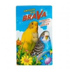 Брава Корм для волнистых попугаев Стандарт 500гр. (27519)