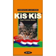 KiS-KiS Beef Single однокомпонентный корм для взрослых кошек ГОВЯДИНА 20 kg