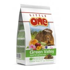 Little One корм из разнотравья для морских свинок Зеленая долина 750г