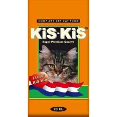 KiS-KiS Goose Single однокомпонентный корм для взрослых кошек ГУСЬ 20 kg